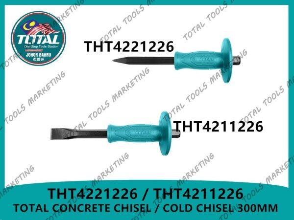TOTAL CONCRETE CHISEL 300MM(THT4221226)