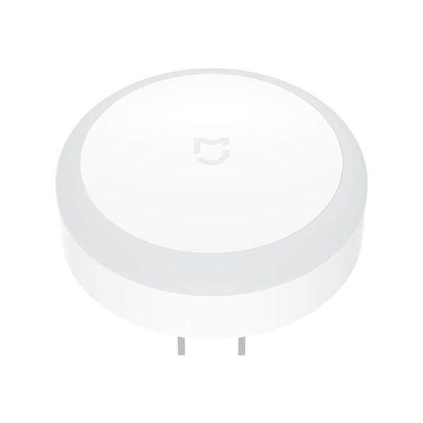 Đèn ngủ cắm điện XIAOMI MIJIA Cảm biến ánh sáng mềm cảm ứng cảm ứng Đèn ngủ ban đêm Đèn ngủ tiết kiệm điện Dành cho cảm biến WC hành lang phòng ngủ 220V