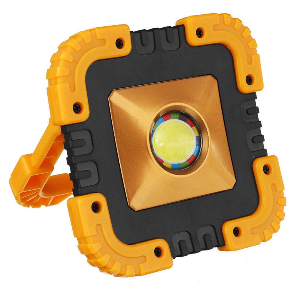 330W 3000LM COB LED Công Tác Kiểm Tra Đèn Sạc USB Có Thể Điều Chỉnh Cầm Tay Đèn
