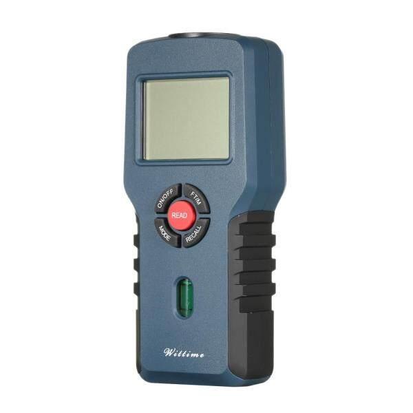 LCD 16M Kỹ Thuật Số Cầm Tay Siêu Âm Phạm Vi Finder Laser Khoảng Cách Meter Tool