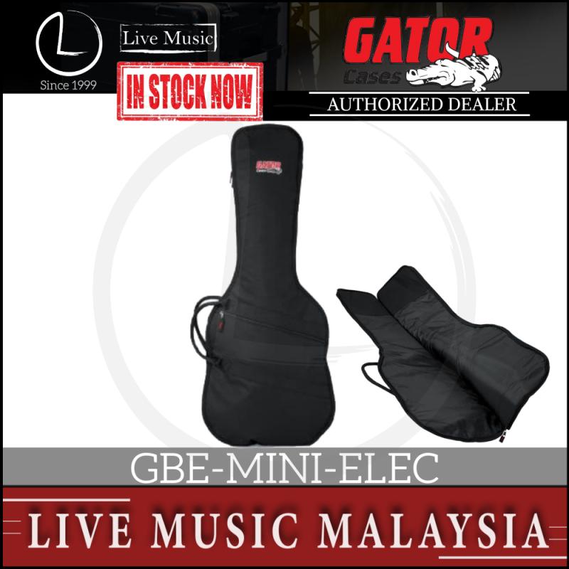 Gator GBE-MINI-ELEC Economy Gig Bag for Mini Electric Guitar (GBE-MINI-ELEC) Malaysia