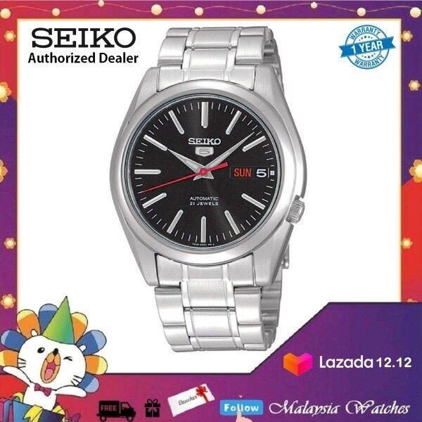 Seiko 5 SNKL45K1 Automatic Stainless Steel Bracelet Gents Watch Malaysia
