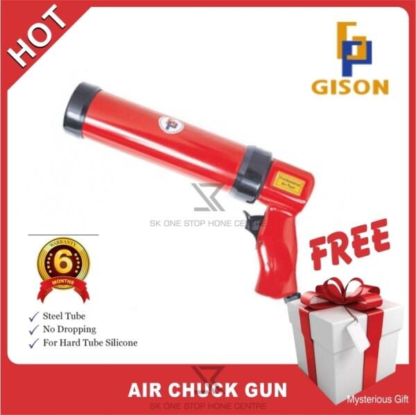 Gison Air Caulking Gun (Steel) GP-853 Free Mysterious