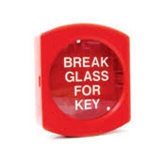 Emergency Key Box Vertical