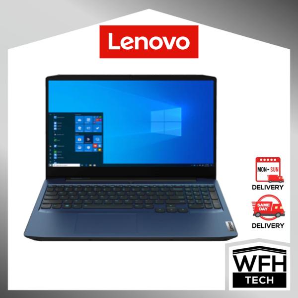 LENOVO Gaming 3-15ARH05(82EY00BNMJ)(Chameleon Blue)/AMD Ryzen 5-4600H 3.0~4.0Ghz/8GB D4/512GB SSD/15.6FHD 2yr Warranty Malaysia
