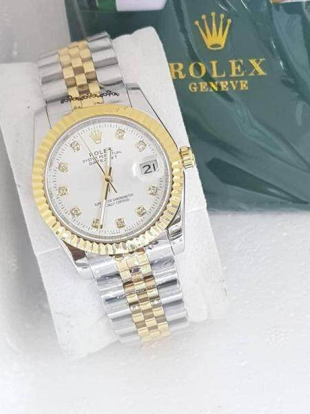 ROLEX_AUTOMATIC DATE JUST FOR WOMEN WATCH Malaysia