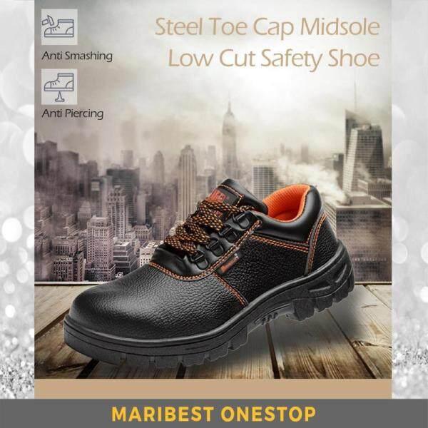 CANBO Safety Shoes Safety Boots Men Safety Shoes Working Shoes Working Boots Safty Shoes For Men Safety Shoes Water Proof Hiking Shoes Boots For Men Timberland Shoes Safety Shoes Women Safety Boot Safety Boots Sport Jogger Kasut Kerja Lelaki