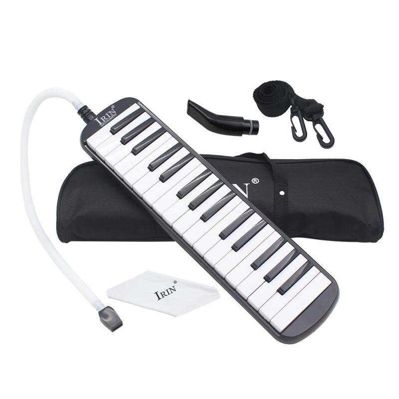 32 Piano Keys Melodica Musical Education Instrument for Beginner Kids Children Gift with Carrying Bag Black Outdoorfree Malaysia