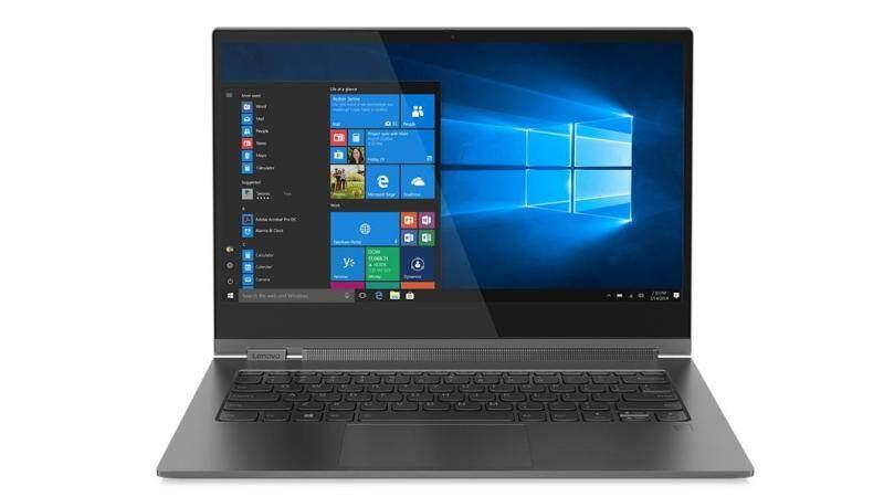 Lenovo Yoga C930-13IKB 14″ Premium 2-in-1 Convertible Laptop 81C4000DUS (Ultra HD, i7-8550U, 16GB RAM, 1TB SSD, Mica) Malaysia