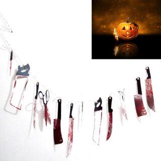Đạo Cụ Khéo Léo Đồ Chơi Mạo Hiểm Ngày Halloween Và Tháng Tư Dao Xuyên Đầu thumbnail