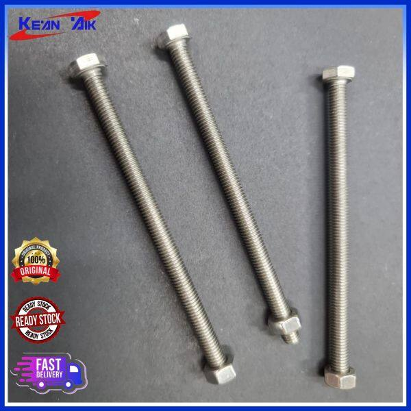Stainless Steel Bolt & Nut for Roll Top Fencing