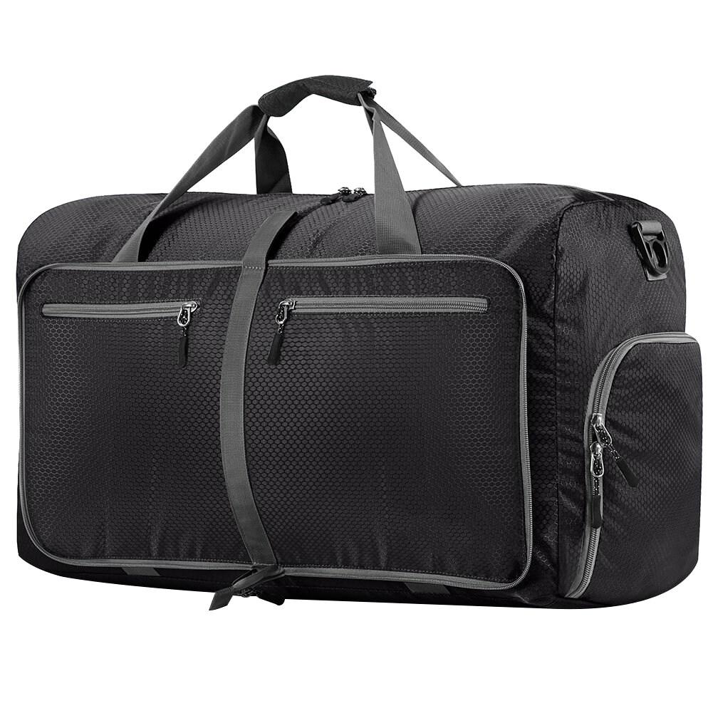 [Clearance sale & 50% off] 24   Travel Bag Single Shoulder Hiking Bag Multifunctional Large Capacity Folding Bag