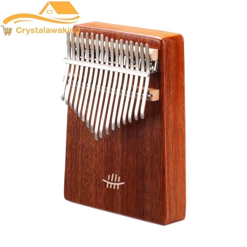 17 Phím Kalimba Phiên Ngón Đàn Piano Với Dụng Cụ Hiệu Chỉnh Đàn Quy Mô Nhạc Cụ
