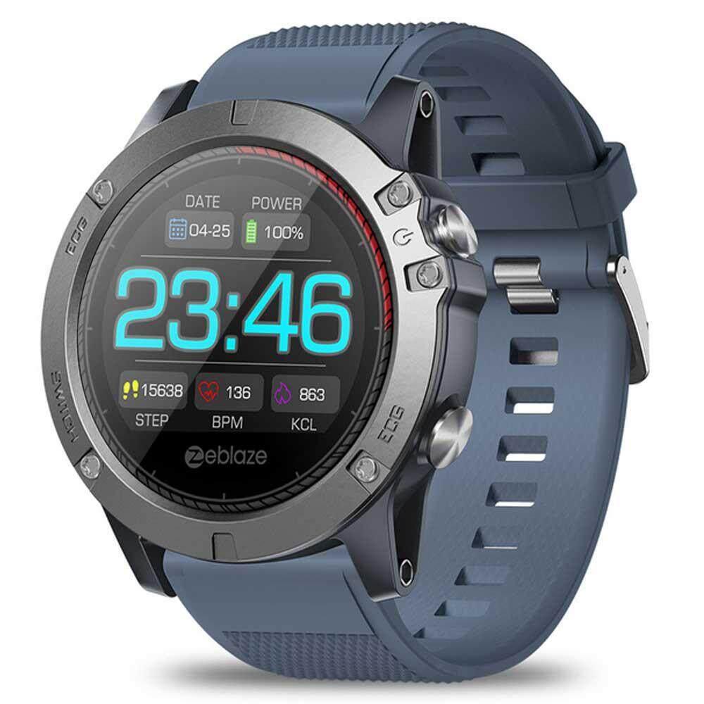 Kobwa Zeblaze Vibe 3 HR Smartwatch IP67 Waterproof Wearable Device Heart Rate Monitor IPS Color Display Sport Smart Watch