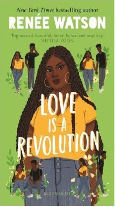 Love Is a Revolution: 9781526616821: By Watson, Renee Malaysia