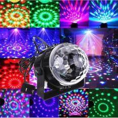 Nhạc Cụ Âm Thanh Hoạt Động RGB LED Ánh Sáng Sân Khấu DJ Karaoke Tiệc Sinh Nhật Đám Cưới Ngày Lễ Lễ Kỷ Niệm Đèn