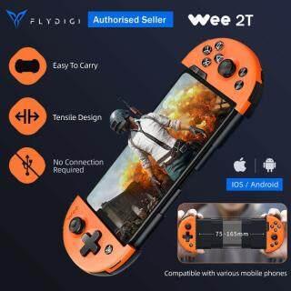 Tay Cầm Chơi Game Không Dây Bluetooth Flydigi Wee 2T Chính Hãng, Bộ Điều Khiển Điện Thoại Call Of Duty, Flydigi Wee2t Dành Cho Ios Android thumbnail