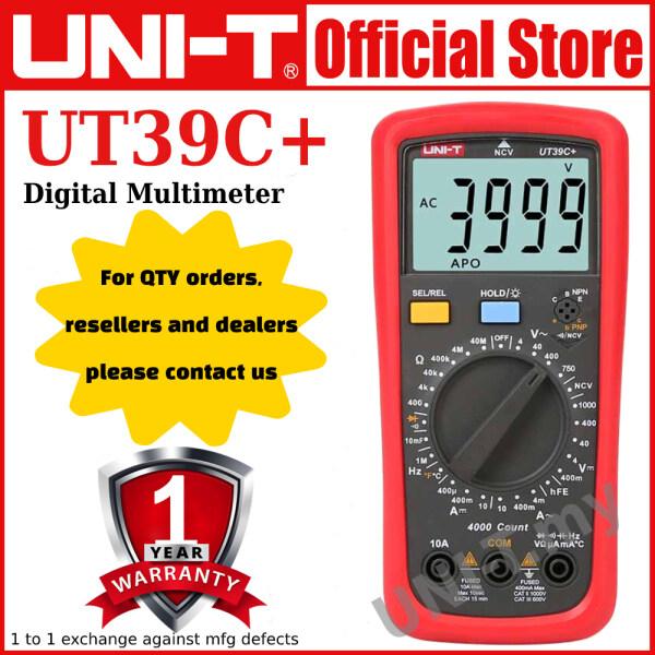 UNI-T UT39C+ Digital Multimeter