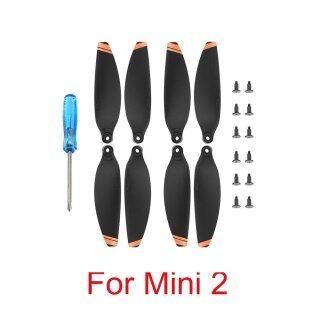 8 Sản Phẩm Đạo Cụ Cánh Quạt Gấp Gọn Cho DJI Mavic Mini Mini 2 Phần Cánh Quạt Cánh Quạt, Phụ Kiện Thay Thế DJI Mavic Mini Mini 2 thumbnail