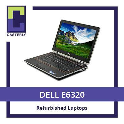 [Refurbished] DELL Latitude E6320 Laptop / Intel Core i5 / 4GB RAM / 320GB HDD / Windows 7 / One Month Warranty Malaysia
