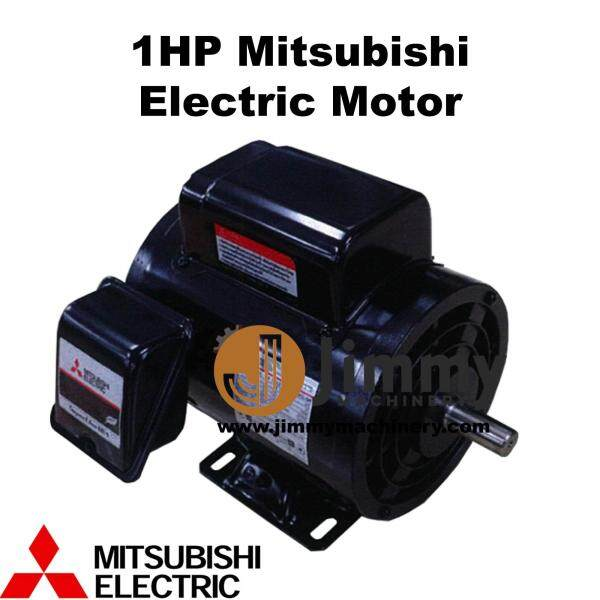 Mitsubishi 1HP Electric Motor 1500RPM 220v