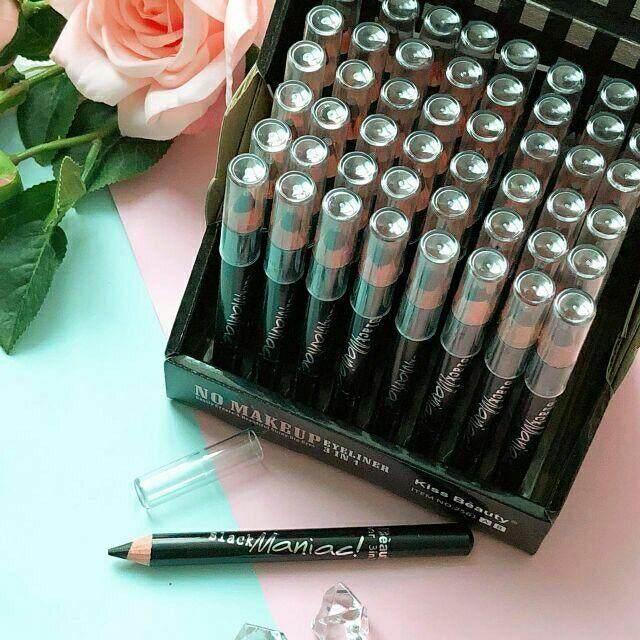 【FREE GIFT】Kiss Beauty Black Eyeliner Jumbo