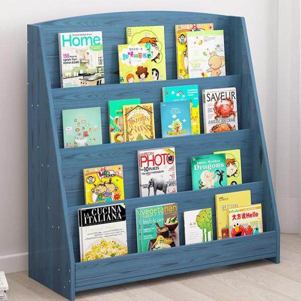 Bookshelf Kids Bookcases Shelving Storage Books For Room By Olive Al Home