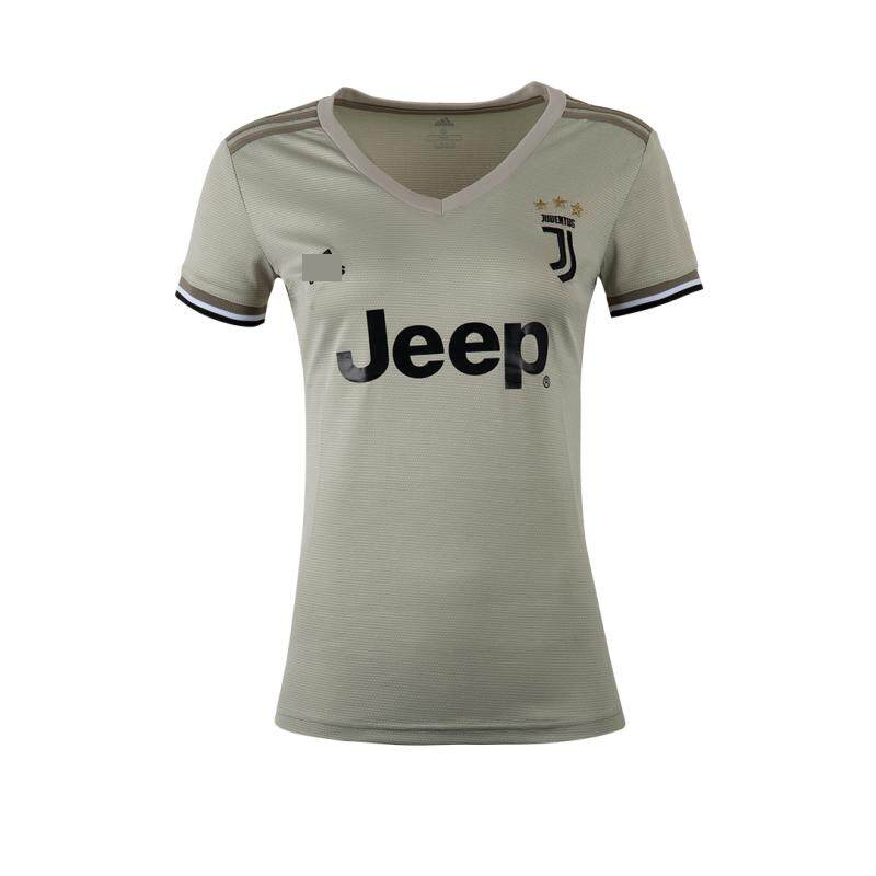 reputable site 2f21d 7468a Juventus Away Woman Fan Jersey 2018/2019 Juventus ladies Fan Away jersey  18/19
