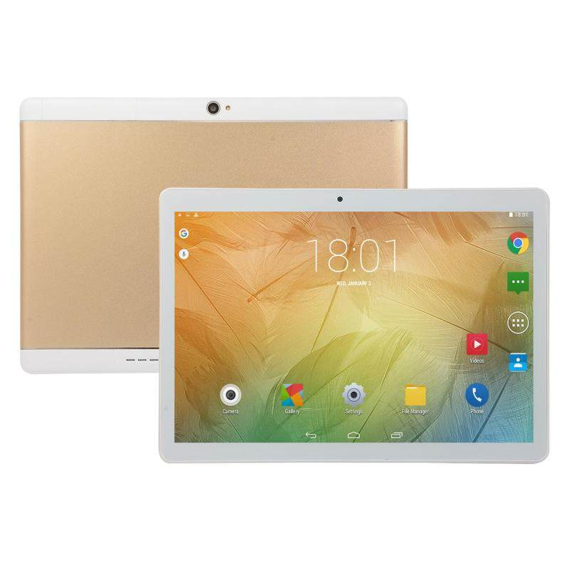 10.1 inch Smart Tablet Android 8.0 Bluetooth PC 8+64G ROM 2SIM with GPS Malaysia