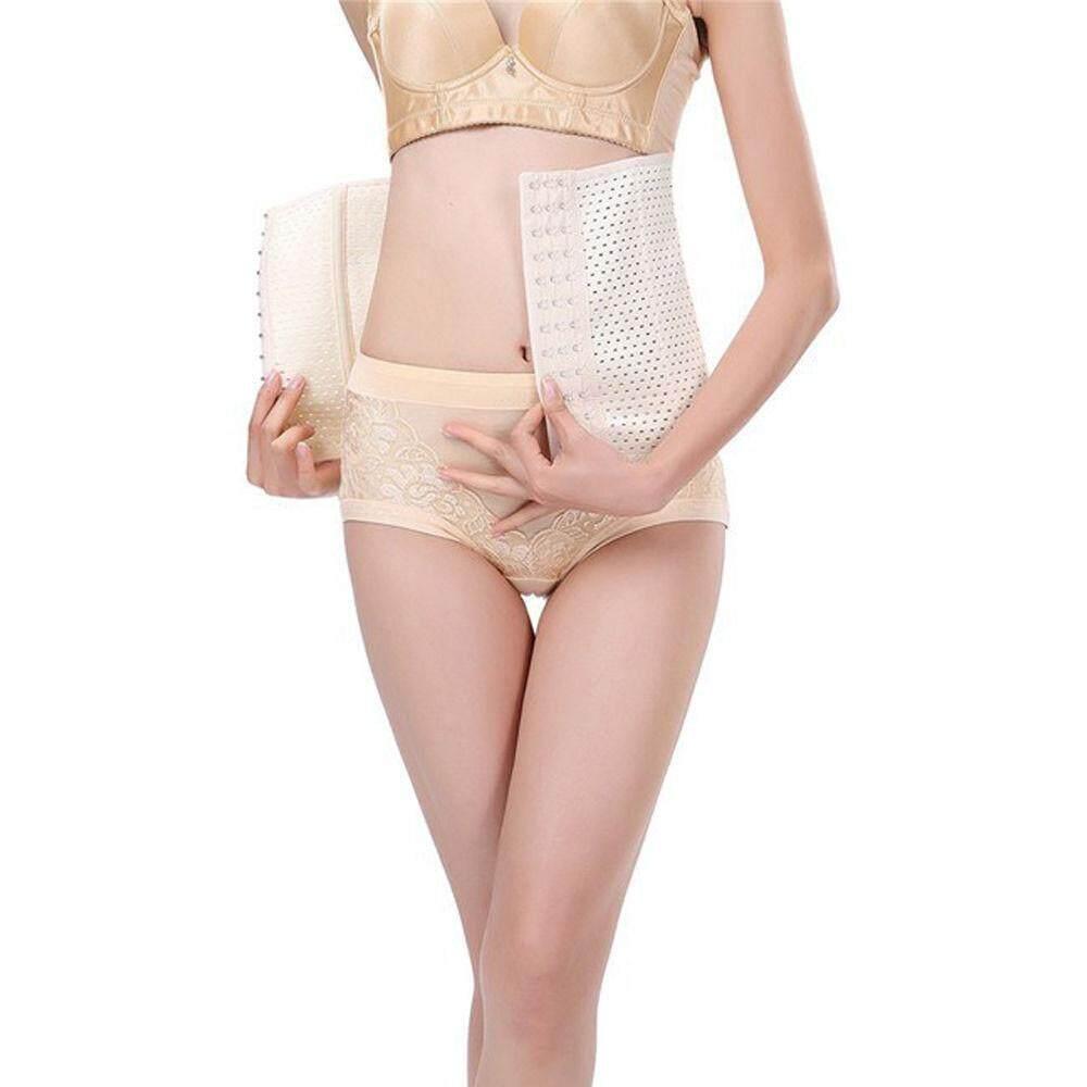 caitian shop Noble temperament Breathable Waist Tummy Girdle Belt Sport Body Shaper Trainer Control Corset sale