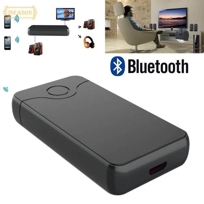 ISM Di Động Bluetooth Truyền Âm Thanh Thu Bluetooth Bộ Chuyển Đổi Âm Thanh 300 mAh ABS Micro USB 5 V/0.5A USB Bluetooth âm Thanh Stereo Âm Nhạc Không Dây Adapter cho Loa Gia Đình