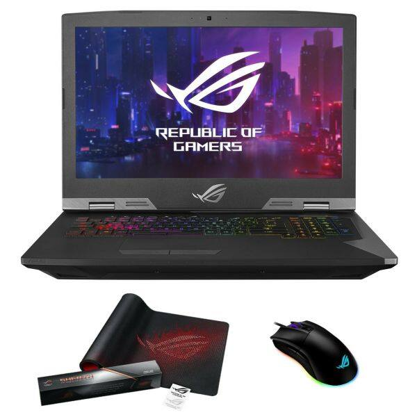 ASUS ROG G703GX 17.3 144Hz 3ms Core i9-9980HK i7-9750H RTX 2080 Gaming Laptop Malaysia