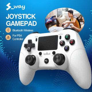 S-way, Dành Cho Playstation 4 PS3 PC Tay Cầm Chơi Game Không Dây Bluetooth Cho Bộ Điều Khiển PS4 Không Dây Dualshock 4 Rung Cho Máy Chơi Game PS4 thumbnail