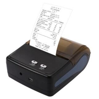 Máy In Bluetooth 4.0 Mini Cầm Tay, Để In Mã Vạch Và Mã QR thumbnail