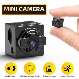 Camera Mini HD 1080P, Espia Bút DVR Phát Hiện Chuyển Động Hồng Ngoại Thể Thao Máy Ghi Âm Video Máy Quay Siêu Nhỏ Bỏ Túi Cam PK A8 thumbnail
