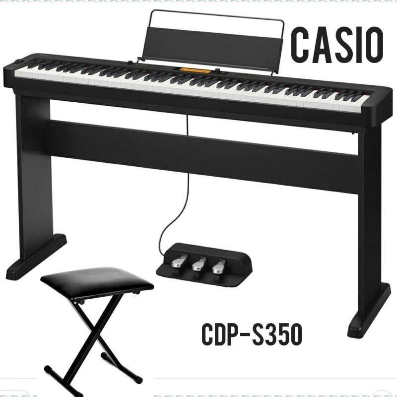 CASIO CDP-S350 Digital Piano Malaysia