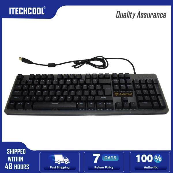 USB Wired Mechanical Gaming Keyboard Game Entertainment Accessories for Windows XP/Vista/Win 7/Win Singapore