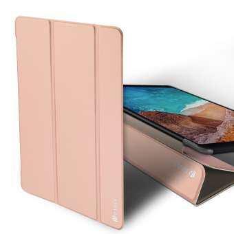 DUX DUCIS Skin Pro Series Tri - Fold สมาร์ทหนังเคสกันกระแทกสำหรับแท็บเล็ตสำหรับแผ่นรอง Xiaomi Mi 4-