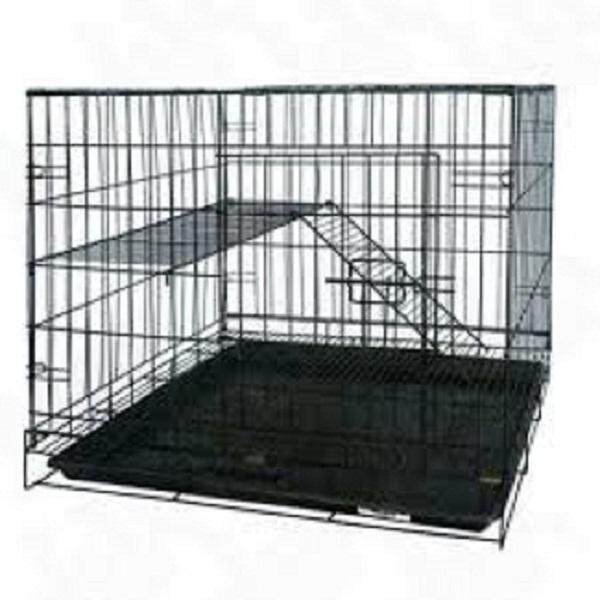 Cc606 One Level Cat Cage Iron 24l X 16w X 20h By P Store.