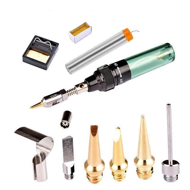 Gas Soldering Iron MT-100 Electric Soldering Iron Blow Torch Welding Tools