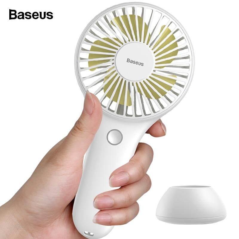 Quạt Làm Mát Baseus Mini USB Tiện Dụng, Quạt Làm Mát Mùa Hè Cầm Tay Nhỏ Quạt Điện Tiện Dụng...