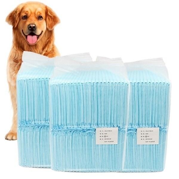 Nhà Vệ Sinh Khỏe Mạnh Siêu Thấm Dùng Một Lần Dog Cat Pet Đào Tạo Pet Wet Mat Tã Nước Tiểu Mat Pee Pads