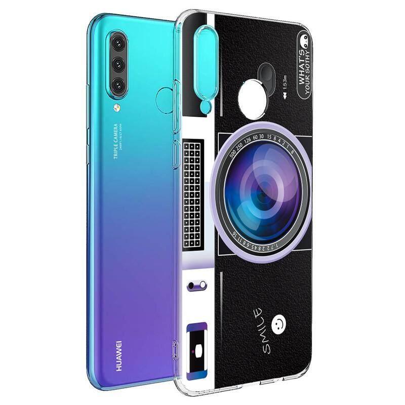 Telepon Sarung Penutup untuk Huawei P30 P20 Pro P10 P9 Plus P8 Lite 2017 Mate 20 10 Lite Pro G8 Nexus 6 P OPPO F9 A3s F7 A5 F5 Honor Pandangan 20 10 8X7 S 10i 9 V10 V20 8C 7X 6A 7A 7 Bermain 5X 6X 5C 6C