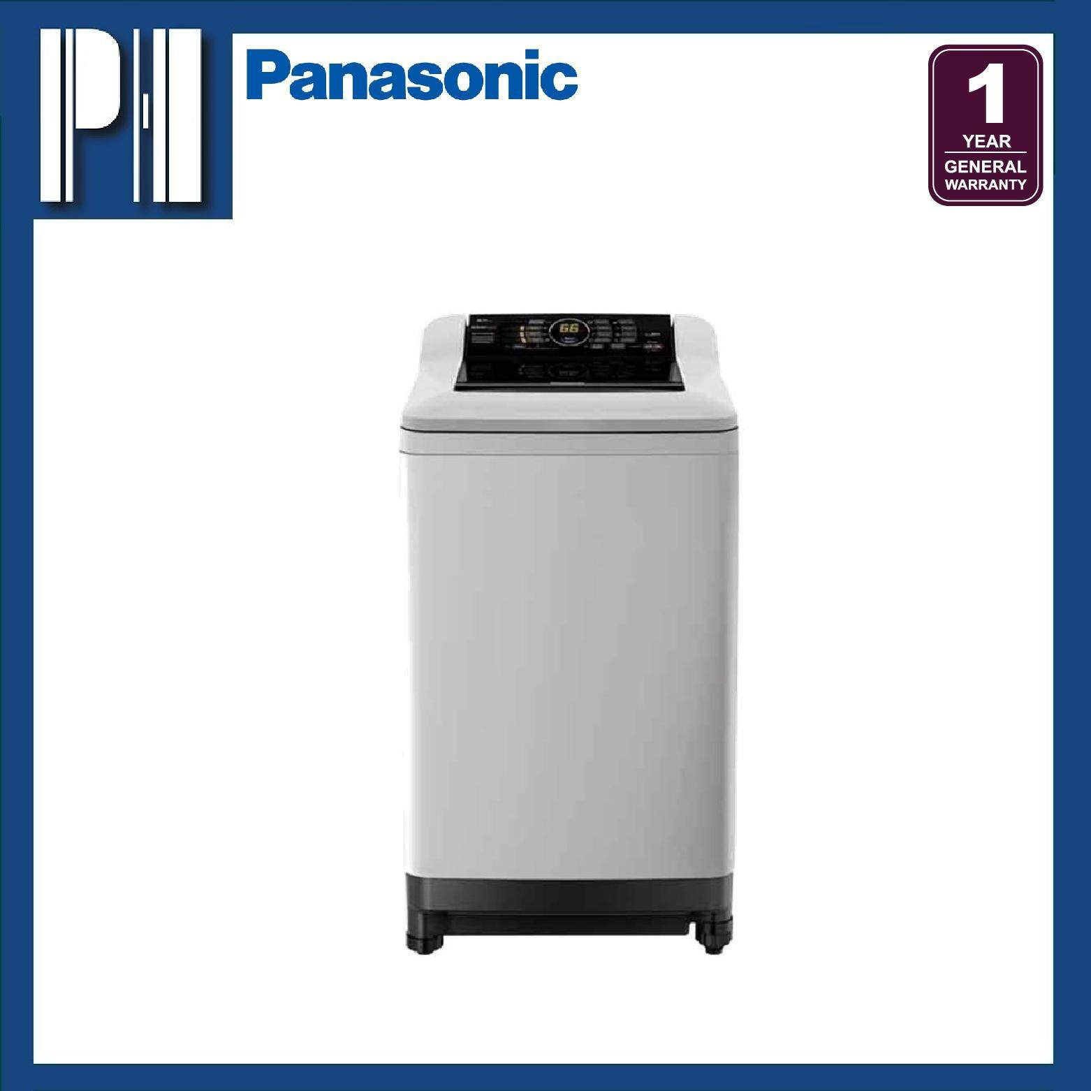 PANASONIC NA-F100A1WRT 10kg Top Load Washing Machine