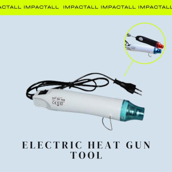 Mini Hot Air Gun Handhold Hot Air Heat Gun Blower Electric Heat Air Gun Handheld Dryer Tool Shrink 300W 迷你多功能热风枪