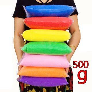 (Siêu Hâm Mộ) Gam túi 500 Đất Sét Polymer Đất Sét Polymer Mô Hình Siêu Nhẹ Mềm Đồ Chơi Trẻ Em Tự Làm Đồ Chơi Trẻ Em Chất Nhờn Học Tập thumbnail