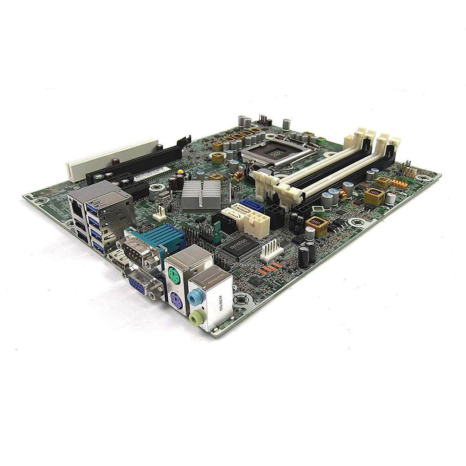 HP Pro 6300 Microtower Desktop Motherboard 656961-001 Socket 1155