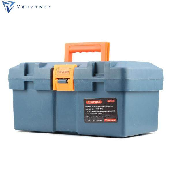 Multi-Function Home Vehicle Maintenance Hand-Held Art Hardware Tool Box