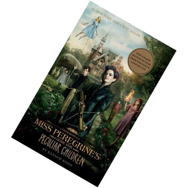 Miss Peregrines Home for Peculiar Children (Miss Peregrines Peculiar Children #1) by Ransom Riggs Malaysia