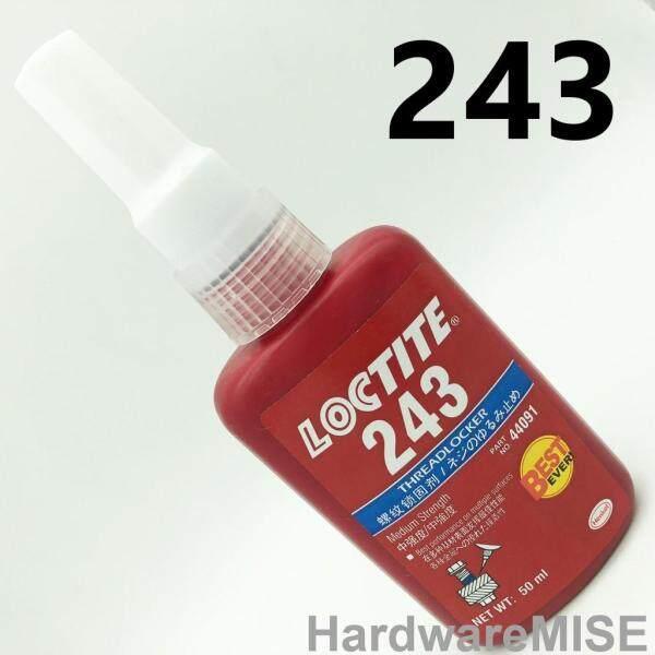 Henkel Loctite 243 Threadlocker Anaerobic Adhesive Blue 50 mL Bottle